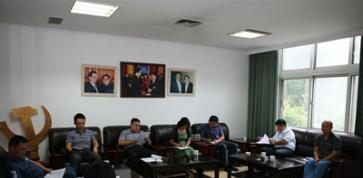 集团党委全面部署党的群众路线教育实践活动