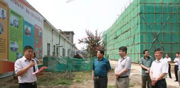 淄博市重大项目——万杰康复医院现场点评