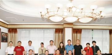 市民营企业家协会一行到岜山集团参观调研